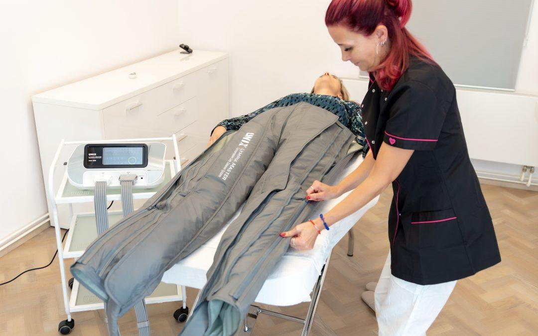 Lymfatická masáž dokáže dělat zázraky